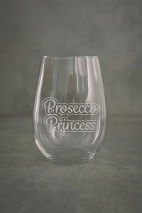 """Prosecco Princess"""" szklanka do wina"