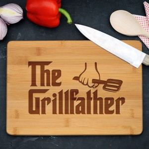 """Grillfather"" deska do krojenia"