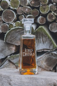 Lord of the Drinks- Karafka do alkoholu