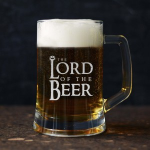 The Lord of the Beer duży kufel  /lord of the rings
